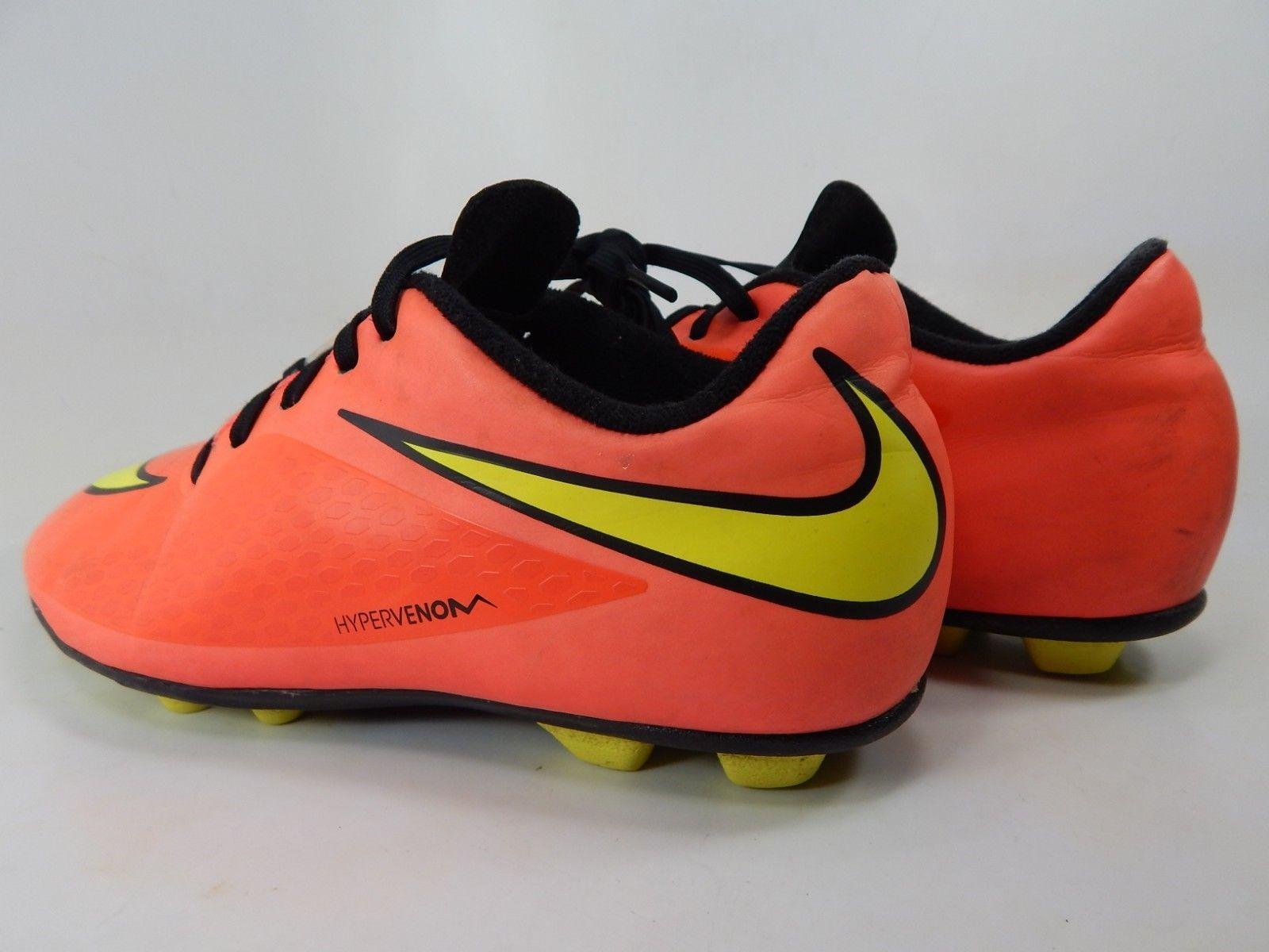 Nike Hypervenom Fade FG Big Kids Size 4 Y EU 36  Youth Boy's Girl's Soccer Cleat