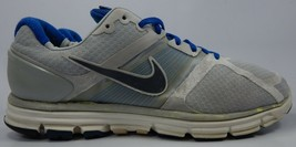 Nike Lunarglide+ Größe 12 M (D) Eu 46 Herren Laufschuhe Grau Blau 366644-018