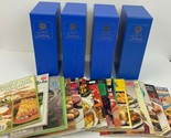 PILLSBURY Classic Cookbooks  Recipes Cooking Baking Lot of 65  Grocery Store