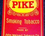 Pike tobacoo label 001 thumb155 crop