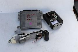 06 Nissan Pathfinder ECU ECM Computer BCM Ignition Switch W/ Key MEC80-461-A1