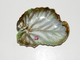 Occupied Japan Bone China Butterfly Leaf Candy ... - $19.99