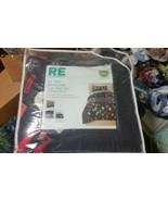 Room Essentials XL Alphabet Twin Reversible 5 Piece Lim. Edit. Dorm Bedd... - $47.50