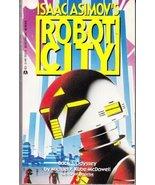 Odyssey (Isaac Asimov's Robot City, No. 1) [Jul 01, 1987] Kube-McDowell,... - $20.20