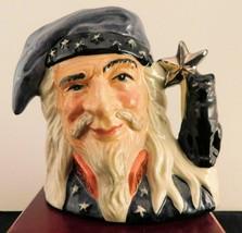 """Royal Doulton Character Jug """"The Wizard"""" D6909 - $71.24"""