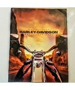 HARLEY DAVIDSON Motorcycle Catalog 2000 Full Color Sales Brochure Book F... - $23.76