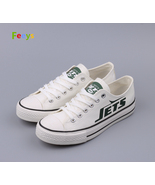 New York Jets shoes NY Jets sneakers Fashion Christmas gift birthday gif... - $59.99