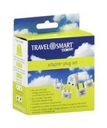 Travel Smart Adapter Plug Set // Travel // International Travel Assessories - $8.00