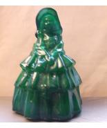 Vintage Glass Figurine Louise Furr Green Boyd Crystal Art Glass Mkd,Ret.#2 - $24.95