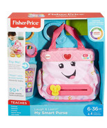 Fisher-Price Laugh & Learn My Smart Purse - $19.79