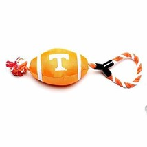 Pet Goods Tennessee Volunteers Football with Rope Toy - £1,194.70 GBP