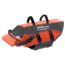 "Outward Hound Dog Life Jacket Medium Orange 9"" x 17"" x 11"" - $32.99"