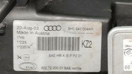 03-06 Audi A4 Cabrio Convertible XENON HID Headlight Head Lights Set L&R image 5