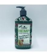 Malibu Hemp Sweet Pear & Winter Spice Body Moisturizer Lotion 18 oz New - $24.99