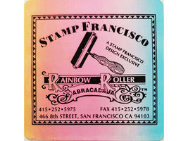 Stamp Francisco Rainbow Roller Brayer image 3