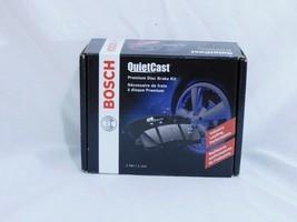 Disc Brake Pad Set-Quietcast Ceramic Pads Rear Bosch fits 07-15 Mini Cooper - $33.53