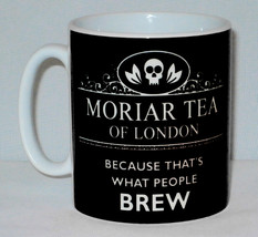 Moriar Tea London Can Personalise Funny Sherlock Mariarty People Brew Gi... - $11.40