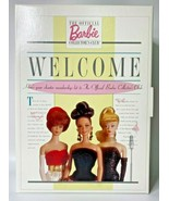 """1996 Official Barbie Collector's Club Welcome Set With """"Date At Eight"""" O... - $139.99"""