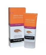 NEUTROGENA VISIBLY CLEAR CORRECT & PERFECT CC CREAM NEW in BOX MEDIUM 1.7 oz US - $17.81