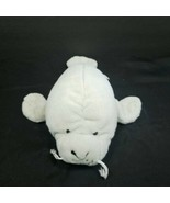 "Webkinz Manatee Ganz Plush Stuffed Animal No Code Grey Sea Creature 12"" ... - $16.82"