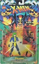 "X-MEN Flashback 5"" Polaris Action Figure 1996, Packaged Toy Biz Marvel Cns - $8.75"