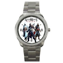 New Assassin's Creed 3 Altair Ezio Connor Game Watch wristwatch Gift - $11.00