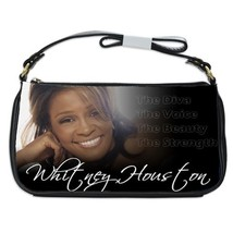 Whitney Houston Shoulder Clutch Bag/handbag/Purse - $20.99