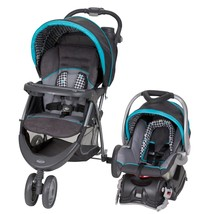 Baby Stroller Car Seat Travel System Infant Carriage Canopy Buggy Baby S... - $168.48