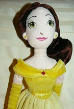 """Disney Beauty and the Beast Belle Plush Cloth Doll 15"""" - $13.78"""