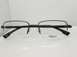New Flexon Men's Eyeglasses Frame E1051 53MM Brown - $69.29