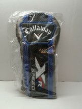 Callaway XR Speed Driver Head Cover Blue/Black/White - NEW ! - $13.85