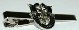 US Army Special Forces Tie Clip Silver in color  - $14.84
