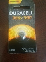 Duracell 389/390 Silver Oxide Medical Battery 1 Each - $18.69