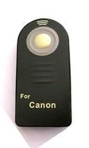Wireless Remote Control for Canon EOS 70D EOS MARK II Digital Rebel Rebel T4i - $13.49