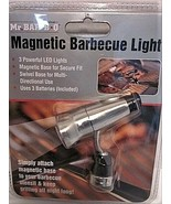 Premium Mr. BAR B Q 40155P Magnetic Barbecue Light - NEW in SEALED PACKAGE - $16.99
