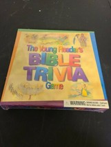 The Young Readers Bible Trivia Game Kids Christian Board Game New Homesc... - $15.00