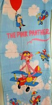 The Pink Panther Sleeping Bag Vintage Cartoon Character Airplane  - $96.74