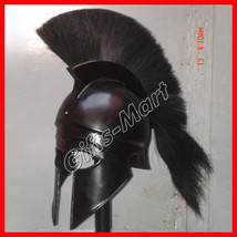 Corinthian Helmet With Liner, Medieval Armor Helmets Bb, Xmas Gift Fancy Dress - $55.14