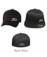 FORD F150 F250 F350 FLEXFIT HAT CURVED or FLAT BILL *FREE SHIPPING in BOX* - $19.99