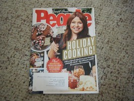 People Magazine - Rachel Ray Holiday Cooking Cover Special Issue - Holid... - $6.92