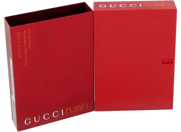 Gucci rush perfume