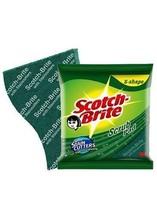 Scotch-Brite Stain Cutters Kitchen Cleaning Scrub Pad (Pack of 6) - $9.89
