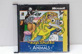 Microsoft The Magic School Bus Explores The World Of Animals - $6.87