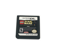 Nintendo Game Star wars the complete saga - $4.99
