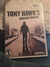 Tony Hawk's Proving Ground (Nintendo Wii, 2007)Game only - $6.32