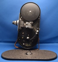 KEYSTONE A-3 16mm Movie Camera Wollensak f/3.5 25mm Cine Velostigmat Len... - $64.80