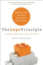 The LEGO Principle: The Power of Connecting to God and One Another [Paperback] B image 1