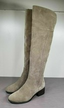 Vince Camuto Kreston Over-The-Knee Boot, Beige Leather, Womens Various S... - £49.45 GBP