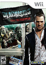 Dead Rising: Chop Till You Drop (Nintendo Wii, 2009) Great Condition!! - $11.30