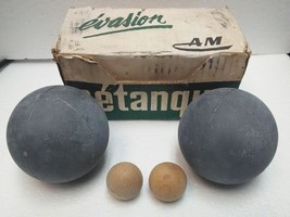Petanque Evasion Balls Vintage - $49.99